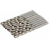 10 Pieces 1.20mm HSS Twist Drill