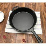 26cm Pure Cast Iron Fry Pan / Skillet