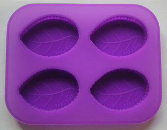 Block silicone Chocolate Jelly pudding mold cake mold