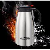 Chaotiger Thermal Flask - 2L Euro Style, Silver
