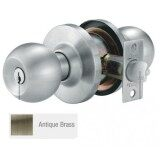 GERE G9501-MD26D CYLINDRICAL LOCK STAINLESS STEEL