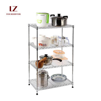 Liuzhengxuan 60 cm x 30 cm Double-layer Kitchen Storage Rack