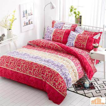 Maylee High Quality 4pcs Sunny Day Queen Bedding Set (FM-SD)