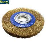 Remax 100mm CRIMPED WIRE CIRCULAR BRUSH