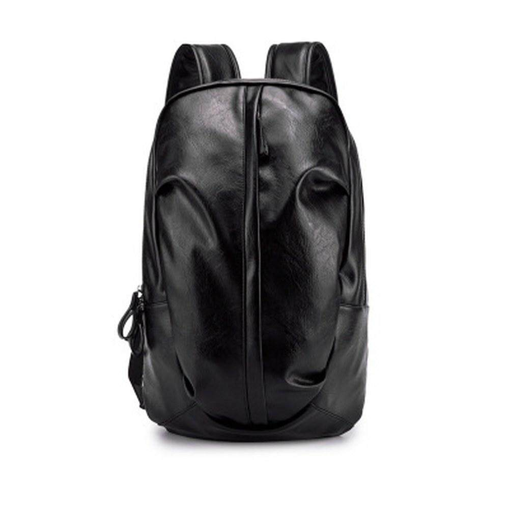 MV Bag Casual Leather Backpack Laptop Travel Waterproof Travel Large Multi Pocket Storage Student Beg 364 MI3641
