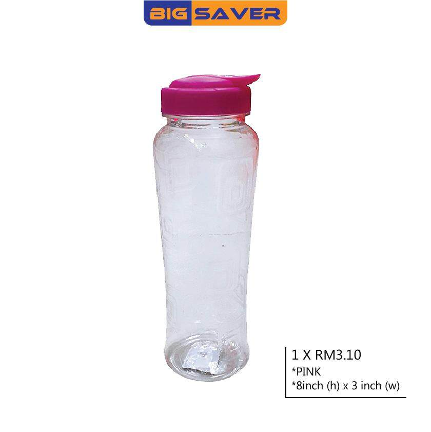 Transparent Portable Water Large Bottles