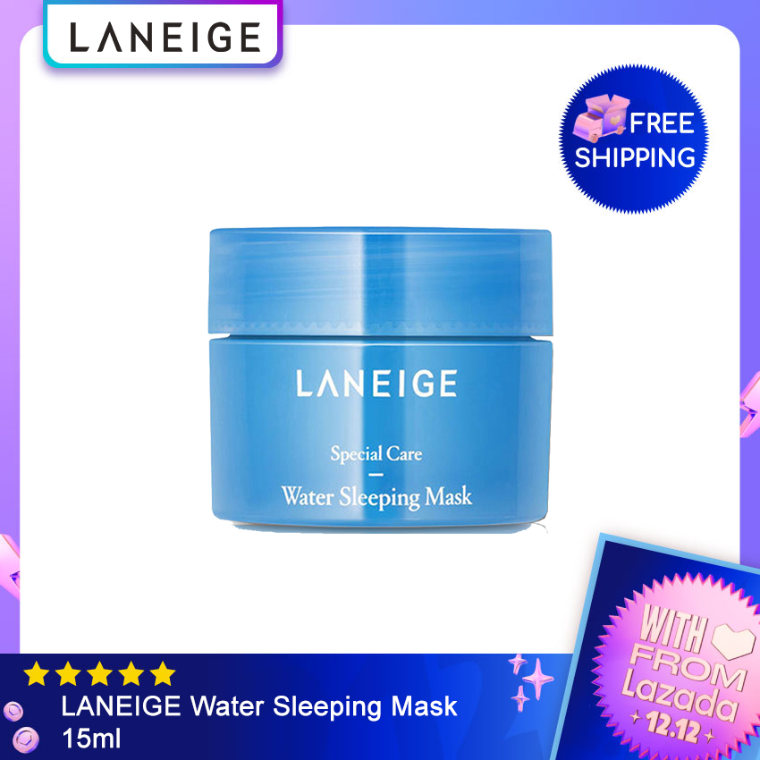 LANEIGE Water Sleeping Mask - 15ml
