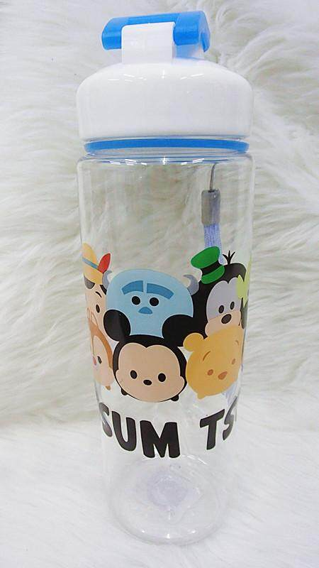 700ML Cartoon Water Bottle Kids Drinking Bottle BPA Free (BGJAYA)-Tsum Tsum