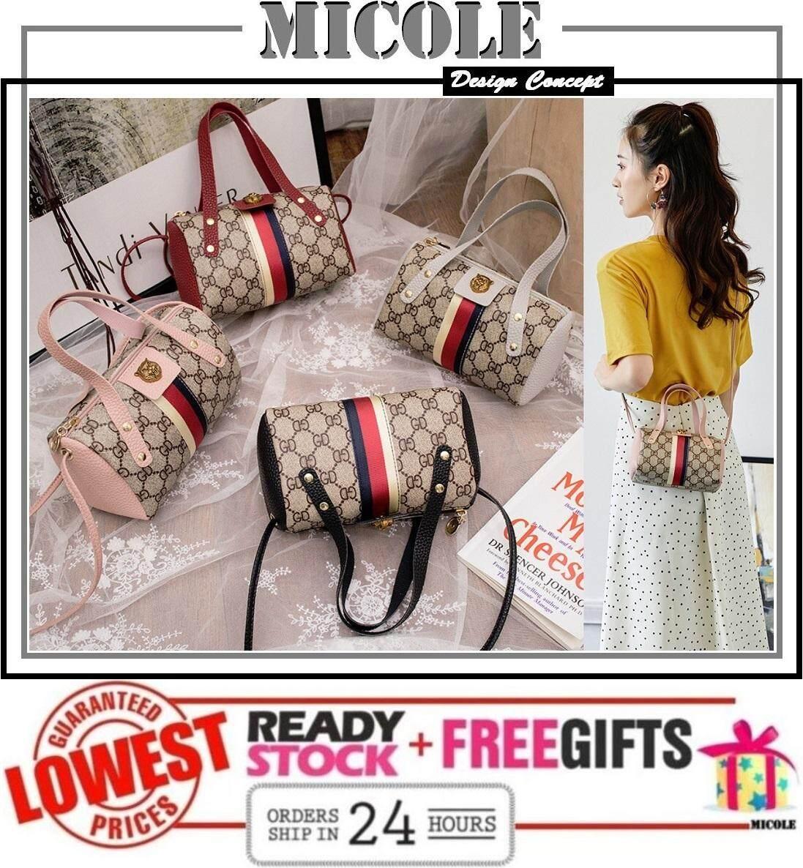 MICOLE SB2273 Korean Shoulder Bag Handbag Women Sling Bag Beg