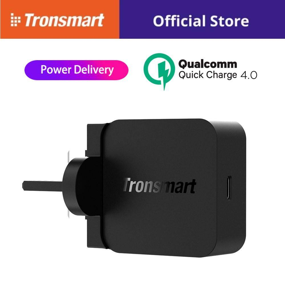 Tronsmart Power Delivery (PD 3.0) 18W Type C USB Fast Wall Charger PD Fast Charging for iPhone X/XR/XS/XS Max
