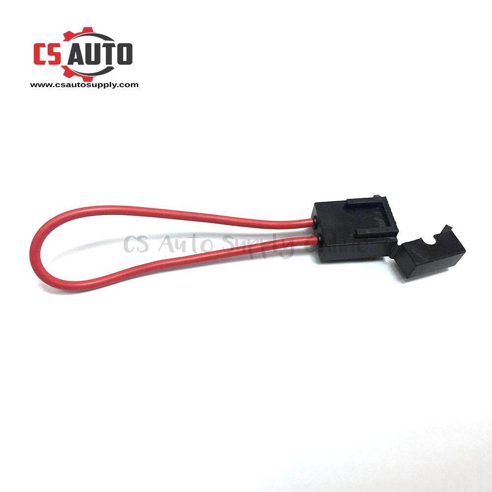 Fusebox Fuse Holder Adaptor + Blade/ Plug-in Fuse