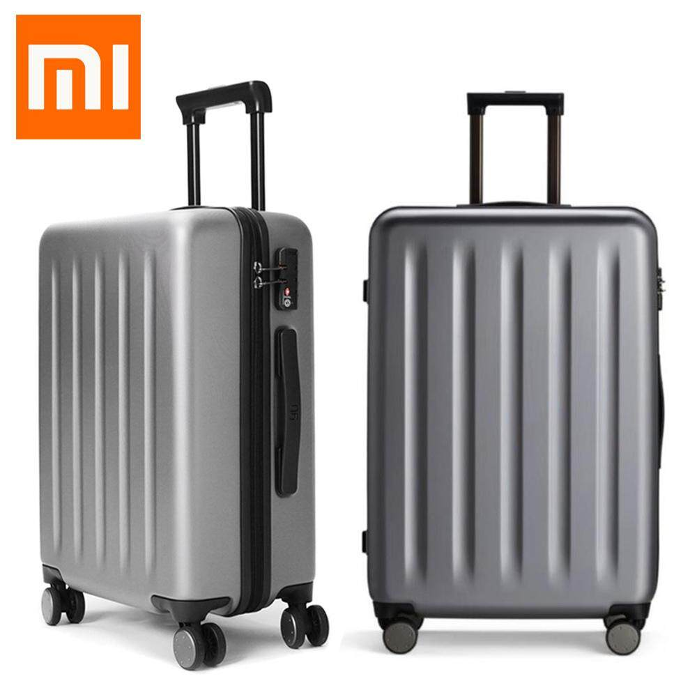Xiaomi Mi Home 90 Minutes Premium Quality PC Vertical Streak Spinner Wheel Luggage Suitcase 20 Inch
