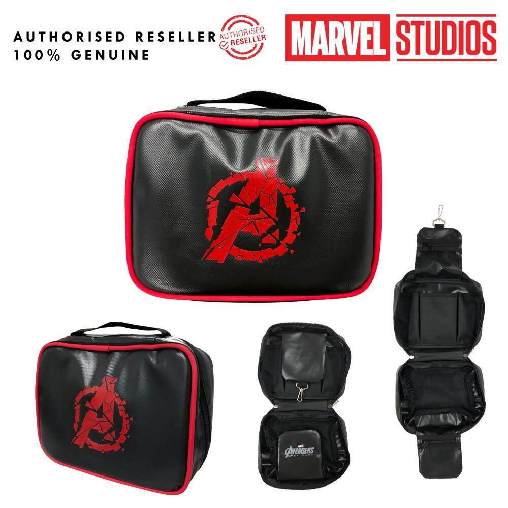 MARVEL VAU1977 Avengers Endgame Toiletries Bag (100% AUTHORISED RESELLER)