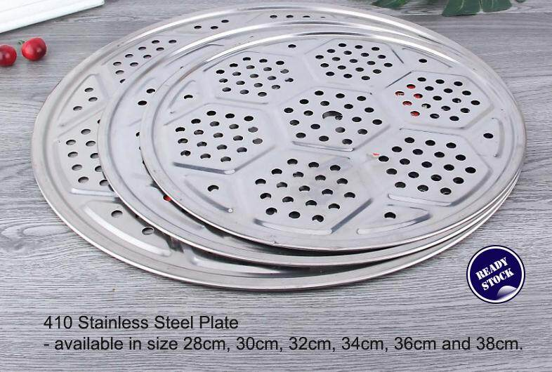 38cm Stainless Steel Steam Tray Steam Rack
