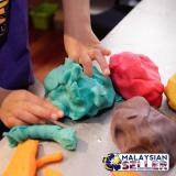 [GREEN] Playing Dough Fun & Imaginative soft textured clay toys for girls -