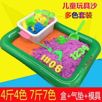 Mars magic safety no non-toxic power sand rubber mud clay