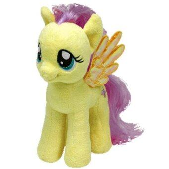 My Little Pony Yellow Fluttershy Plush Toy Stuffed Toy Doll
