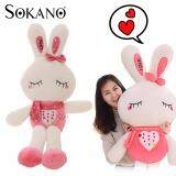 SOKANO 1 Meter Giant Lovely Rabbit Best Christmas Birthday and Valentine Gift toys for girls