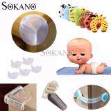 SOKANO 30 Pieces Kid and Baby Household Safety Kit Protector