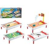 SOKANO Action 4 in 1 Board Game (Bowling Basketball Golf and Hockey) Toys for boys
