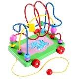 SOKANO Animal Trailer Around The Beads baby toys