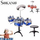 SOKANO Mini Jazz Drum- Blue toys education