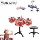 SOKANO Mini Jazz Drum- Red toys education