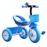 SOKANO T003 Cutie Kid Tricycle- Blue Toys for boys