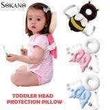 SOKANO Toddler Head Protection Cushion Pad- Blue