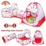 [11.11]  SOKANO TOY 3 In 1 Kids Play Tent Tunnel Play House Children Baby Indoor Outdoor Toys toys for girls