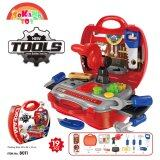SOKANO TOY 8011 Junior Tools Engineer Kids Role Play Pretend - Red toys for girls