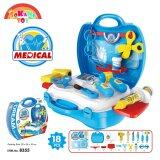 SOKANO TOY 8355 Medical Doctor Nurse Aid Food Kids Role Play Pretend -Blue toys for girls