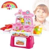 SOKANO TOY 889 Cook Happy Mini Kitchen Play Set - Pink toys for girls