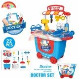 SOKANO TOY Mini Pretend Set with Trolley and Full Utensils - Doctor Set (8358CB) toys for girls