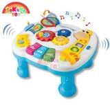SOKANO TOY TOT Kids 2 in 1 Musical Baby Learning Table- Giraffe baby toys