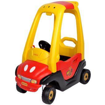 Sweet Heart Paris TLPOLI Cozy Coupe Ride on Car (Red)