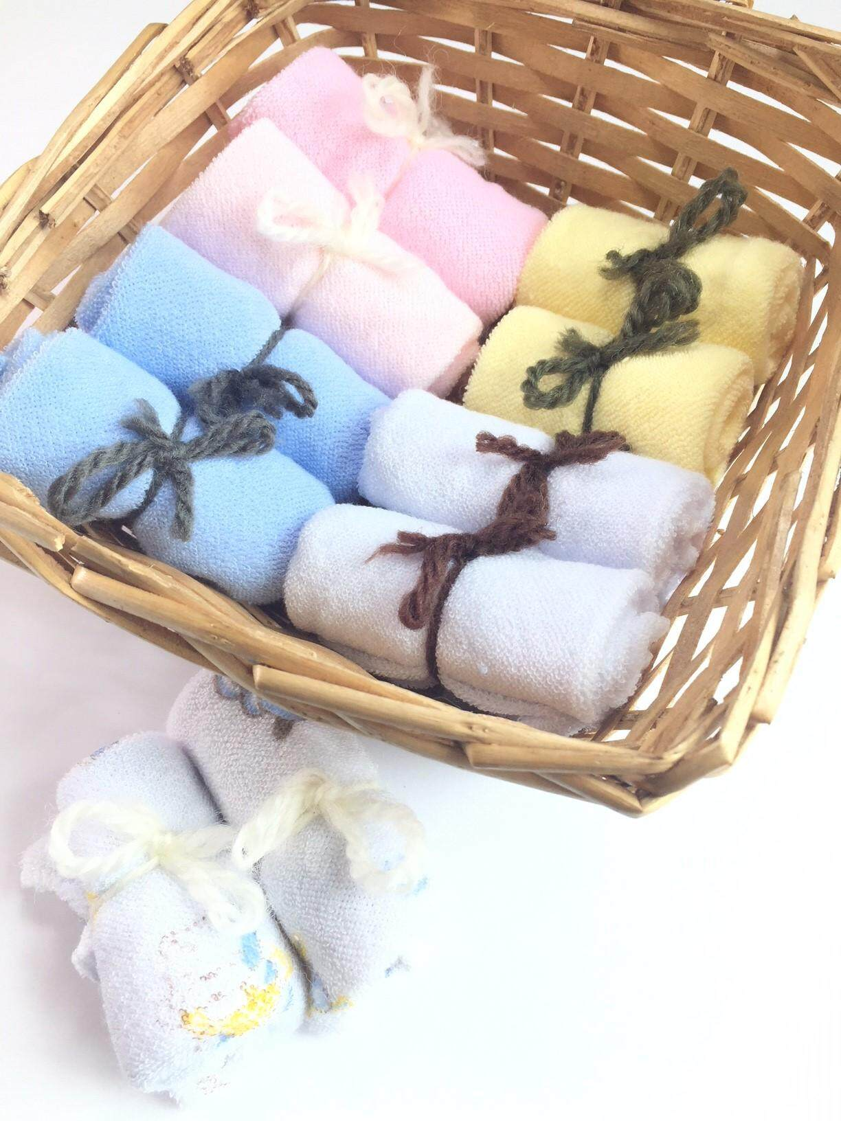 ROWCES BAE Japan Bamboo Baby Wash Cloth