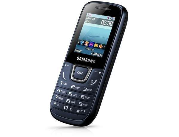 Samsung GT-E1228 Mobile (Fresh Import) Limited Edition