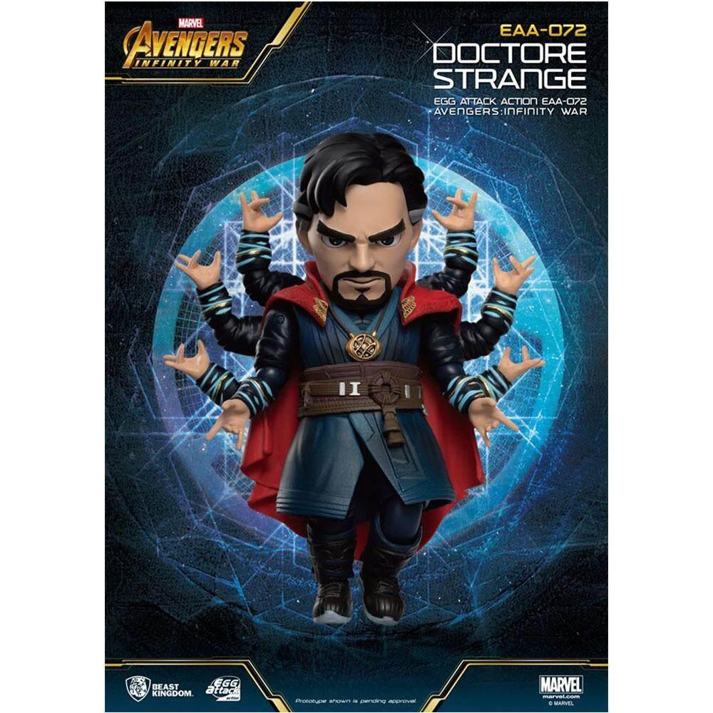 Beast Kingdom Marvel Avengers: Infinity War - Egg Attack Action - Doctor Strange (EAA-072) - Mainan Kanak Kanak Lelaki
