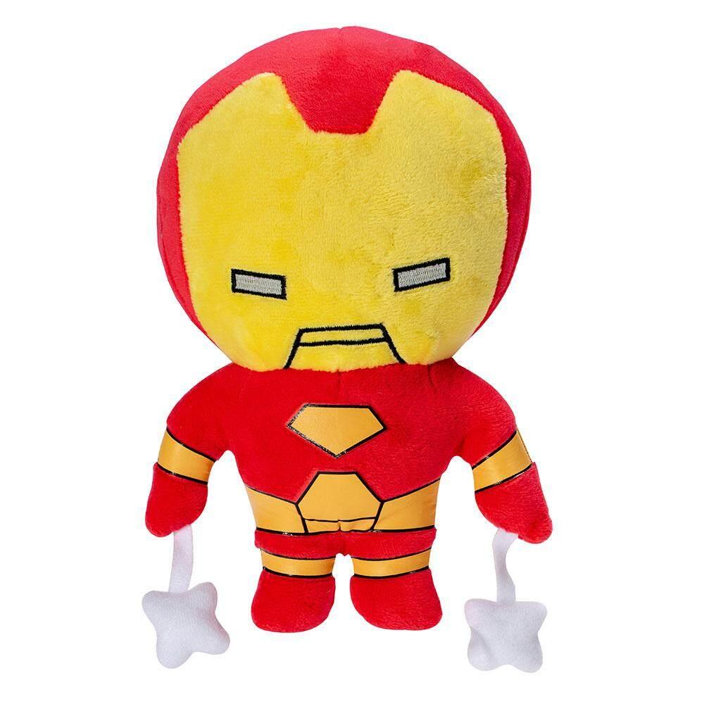 Beast Kingdom Marvel Kawaii 8 Plush Toy - Iron Man (MK-PLH8-IM) - Mainan Kanak Kanak Lelaki