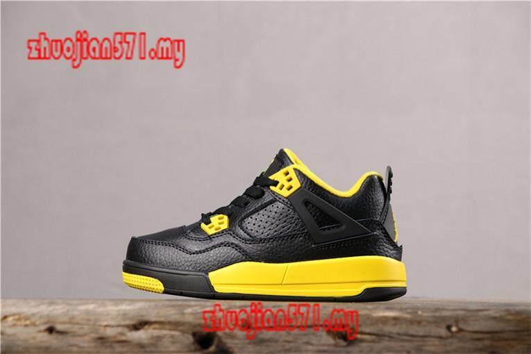 Original_Nike_Air_Jordan_4_Retro_Kids_Boys_Girls_Sports_Basketball_Shoes_Sneakers_AAJJ454 Giá Sốc Không Thể Bỏ Qua