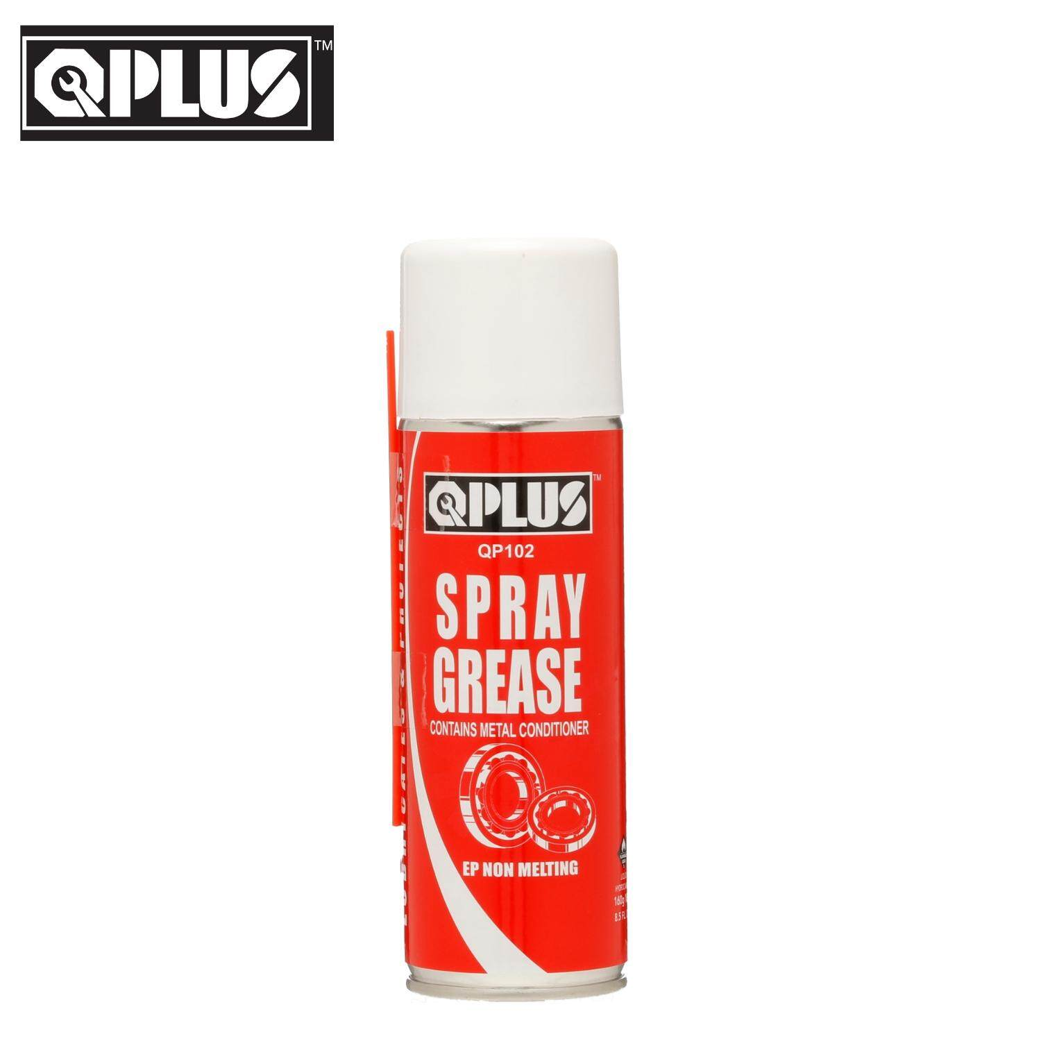 QP102 SPRAY GREASE (160GM) - OIL & LUBRICANT