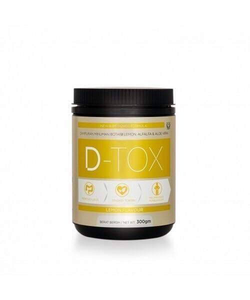 Sendayu Tinggi DTox + Free Gift