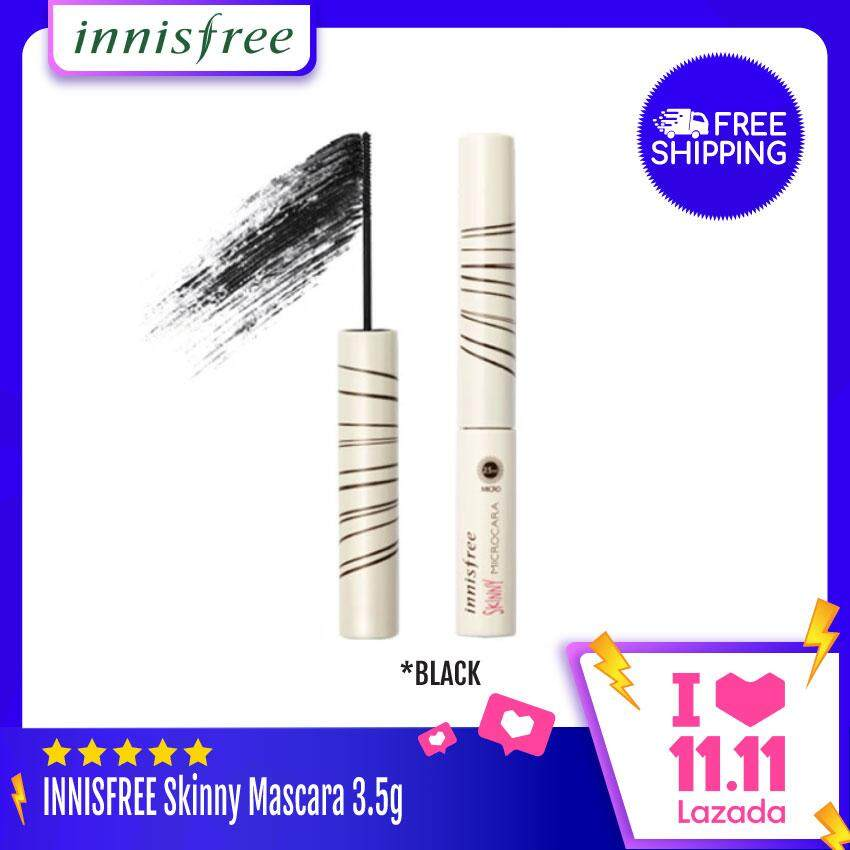 INNISFREE Skinny Mascara 3.5g - Black