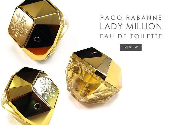 PACO  RABANNE  LADY MILLION COLLECTION FOR WOMEN