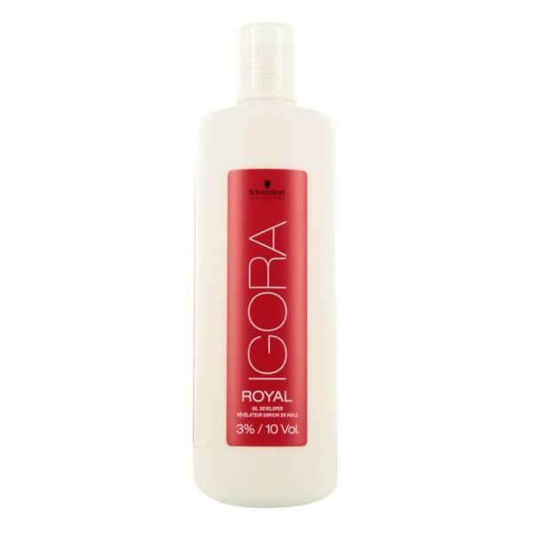 Schwarzkopf Professional IGORA ROYAL 3% 10VOL Peroxide 1000ml