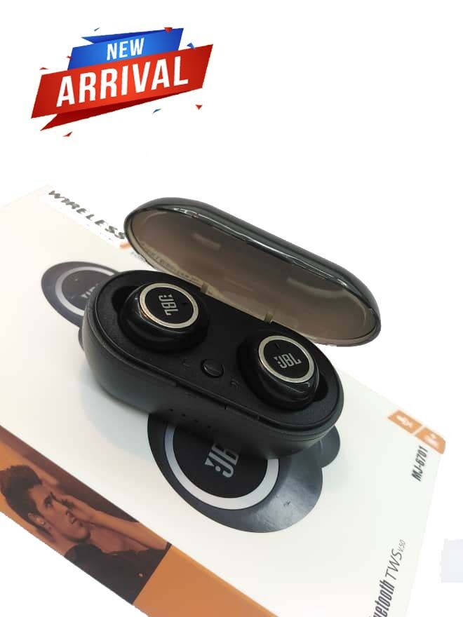 100% Original Wireless Bluetooth Earbuds with Great Sound Quality & Battery Life (Promotional Price) Super Fast Shipping
