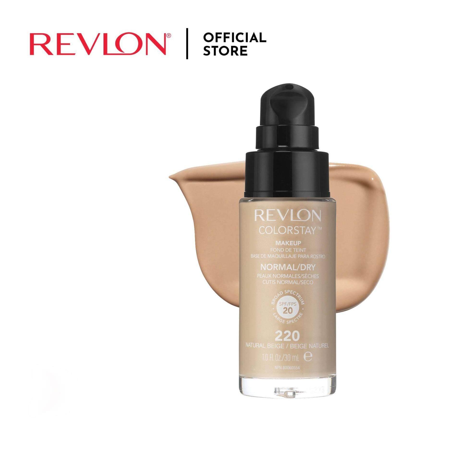 Revlon Colorstay MakeUp Normal / Dry -Natural Beige 220