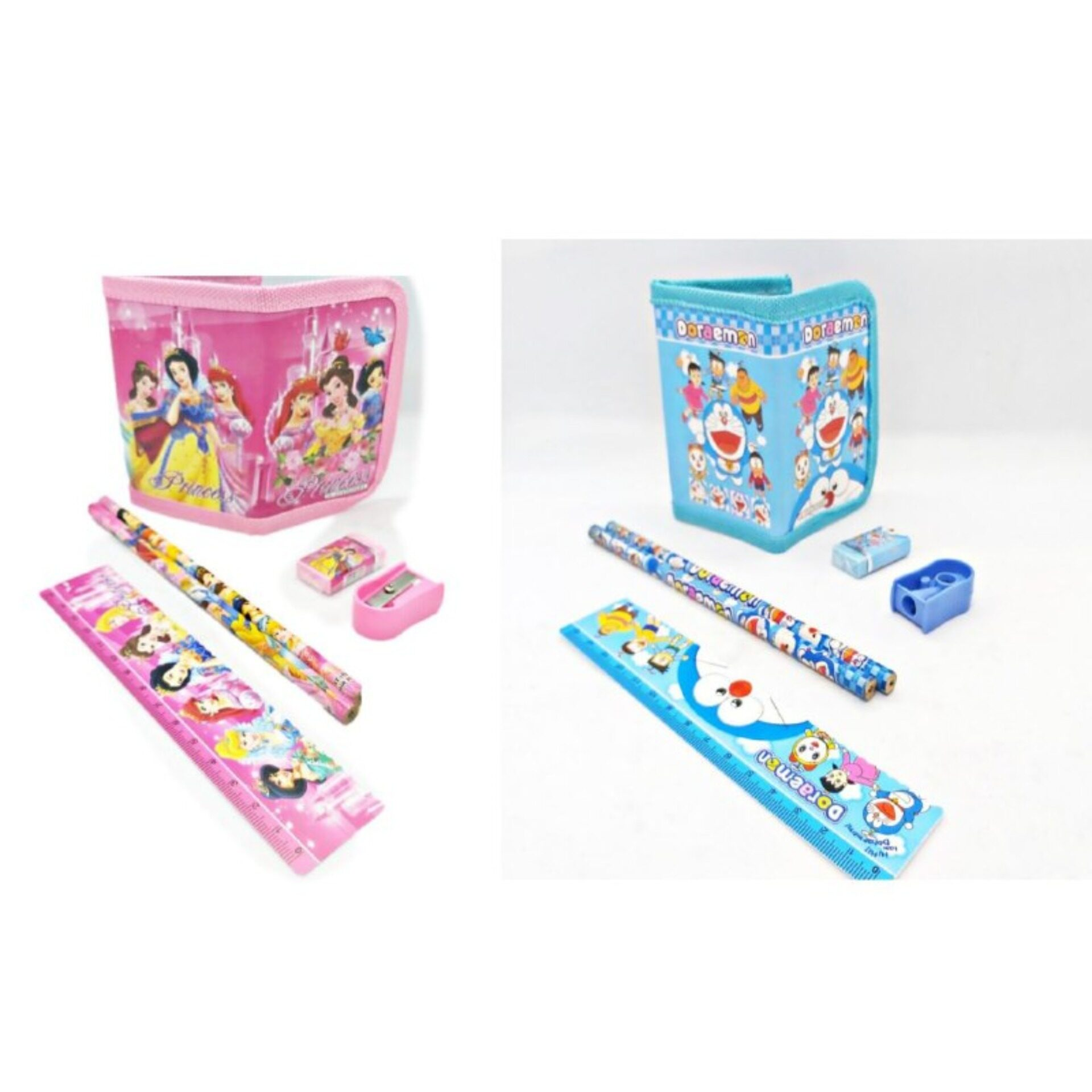 Kids Stationary Set With Wallet