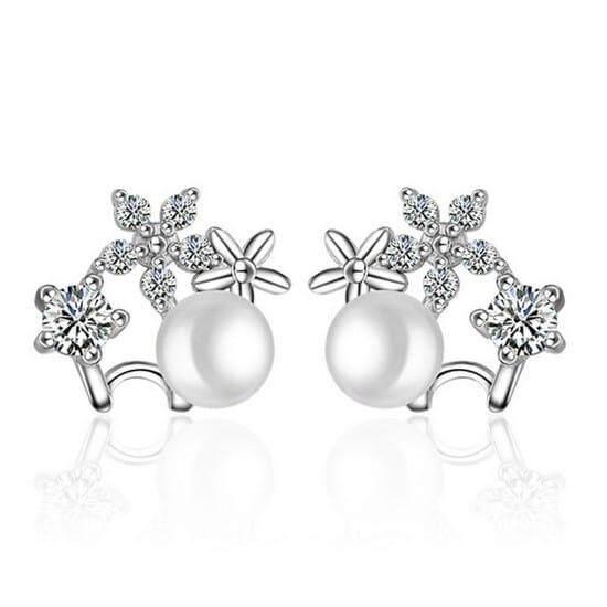 Micole E5022 Korean Style Women Elegant Earrings